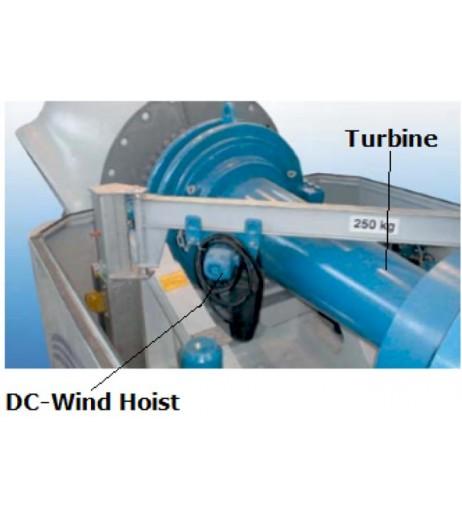 Demag DC-Wind Electric Hoist
