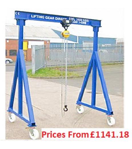 1000kg Lifting Gantries