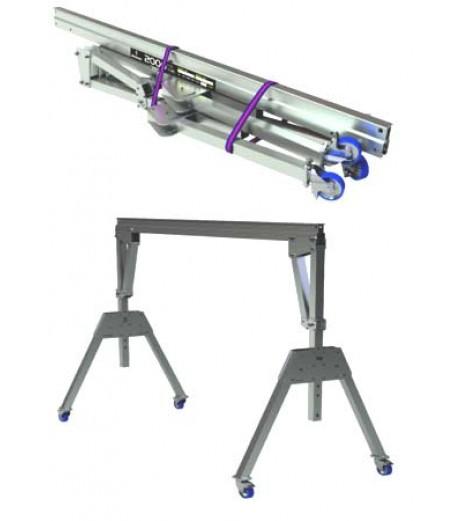 500kg Aluminium Lifting Gantry