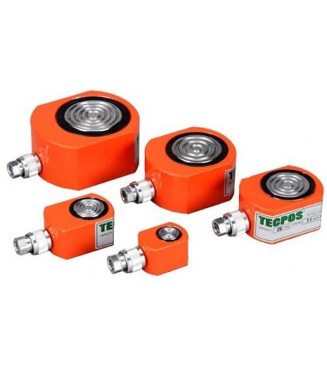 Low Profile Pad Hydraulic Cylinders