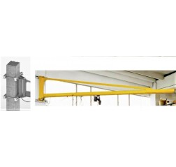 1000kg Column Mounted Jib Crane