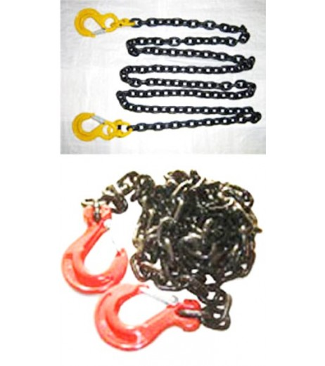 Chains & Hooks for load binders