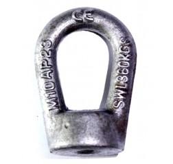 Bow Nuts High Tensile - Metric Thread