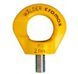 Cromox CDS-PPE Stainless Steel Swivel Eye Bolt