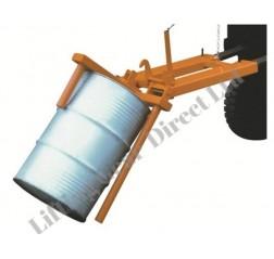 Fork Lift Drum Positioner Raptor DR400