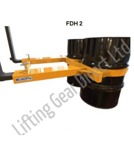 Contact FDH/U Fork Mounted Drum Handler