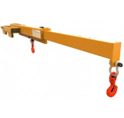 Extendable Low-liner forklift Jib Arm - Contact LLX
