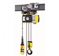 Yale CPV/F Electric Hoist with Integrated Trolley
