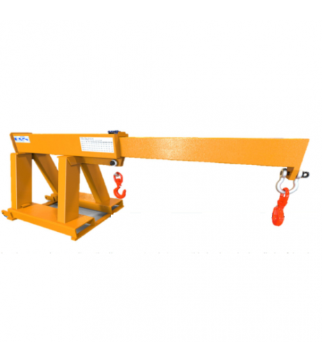 Contact SRX Extending raised height Forklift Jib Arm