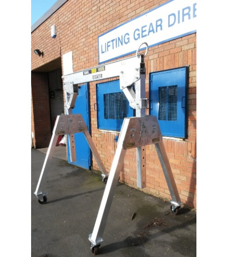 500kg Aluminium Lifting Gantry