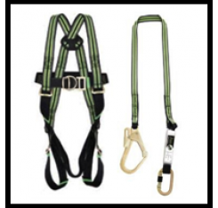 Kratos 2 Point Scaffolders Harness Kit