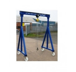 3000kg Lifting gantries