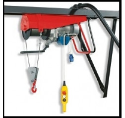 HE500 MF Twin Fall Builders Hoist