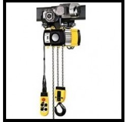 Yale CPV/F 10-8 Electric Hoist with Integrated Trolley