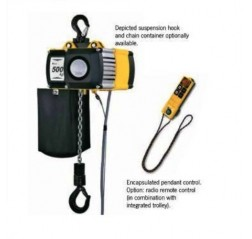 Yale CPV/F 20-4 Electric Hoist