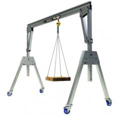1000kg Aluminium Lifting Gantry
