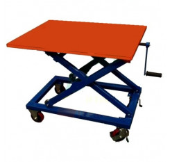 Ace APHL Hydraulic Spindle Lift Table