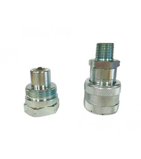 Hydraulic Ball Coupler