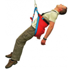 Tractel HT9 Evacuation Harness