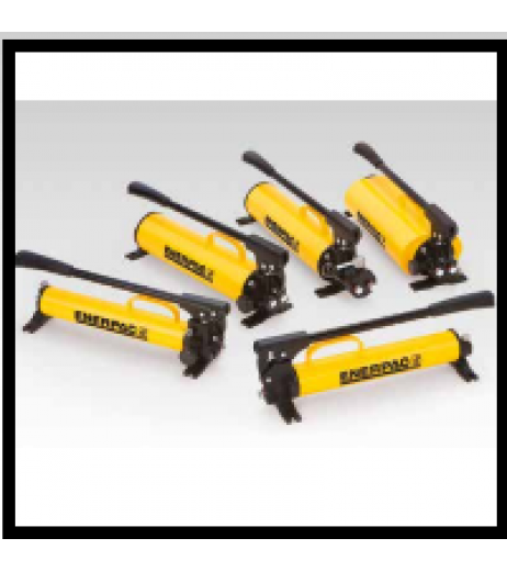 Enerpac P-Ultima Steel Hand Pumps