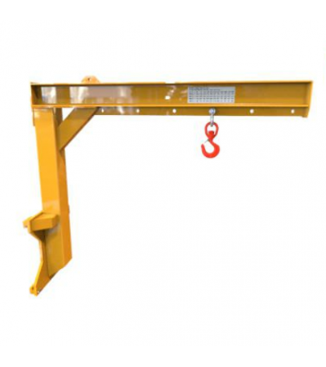 Contact HLJ High-lift Jib Crane (carriage mounted)