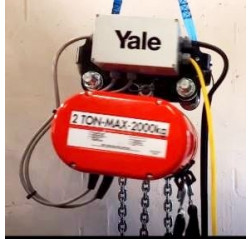 Yale Lodestar Electric Hoist Model C