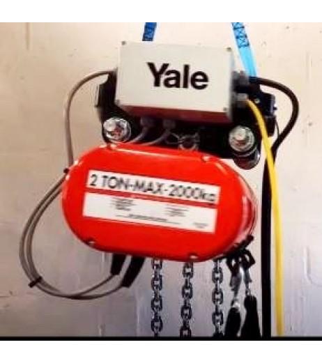 Yale Lodestar Electric Hoist Model LL