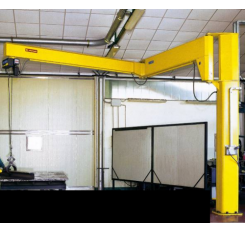 Donati Articulated Arm Jib Crane CBB / MBB Series