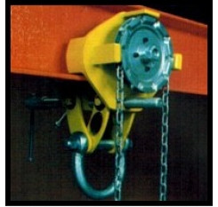 Riley Geared superclamp trolley