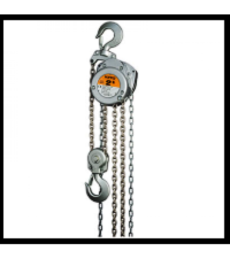 Kito CF Block and Tackle