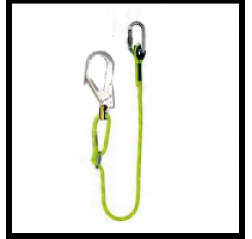 Yale CMHLB100-20scaff adjustable rope Restraint lanyard