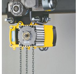 Yale CPV/F 2-8 Electric Hoist with Integrated Trolley
