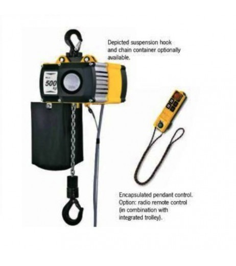 Yale CPV/F 10-8 Electric Hoist