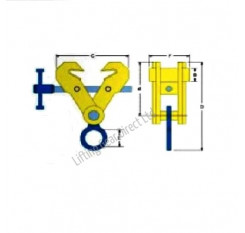 Gunnebo CSB Beam Clamp