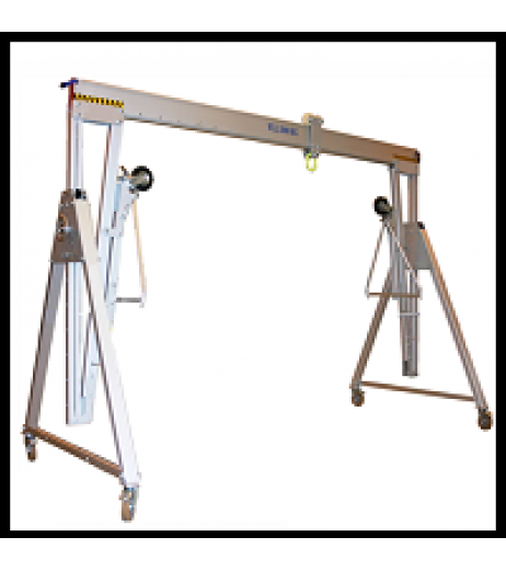 Custom Aluminium Gantry Systems