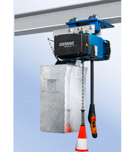 Demag DC-Wind Electric Hoist
