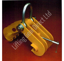 Riley Fixed Jaw Superclamp Adjustable Girderdogs