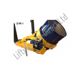 Forklift Drum Rotator Contact DTR-DS 1&2