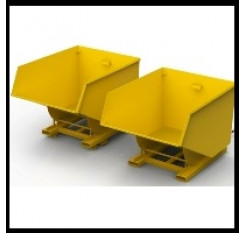 Tipping Skip - Economy DtEC DTS 1250