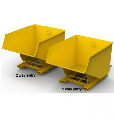 Tipping Skip - economy DtEC 1750