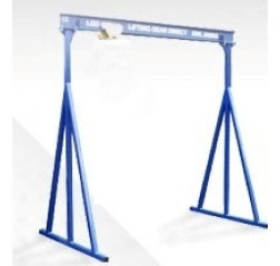 500kg A-Frame Lifting Gantry