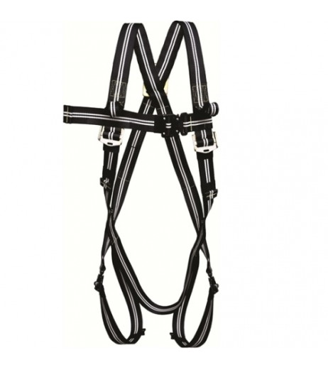 Kratos FA 10 110 00 2 Point Flame Resistant Body Harness