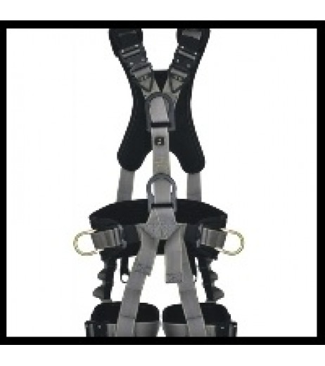 Kratos FA 10 202 00 5 Point Luxury Full Body Harness