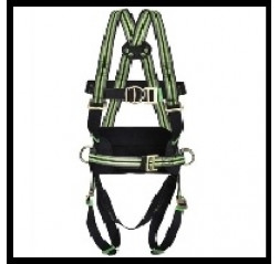 Kratos FA 10 205 00 4 Point Full Body Harness