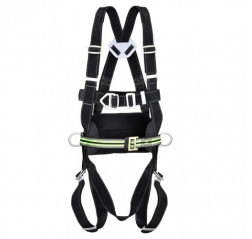 Kratos FA 10 208 00 4 Point Elasticated Full Body Harness