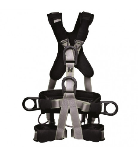 Kratos FA 10 210 00 5 Point Luxury Full Body Harness (wind mill)