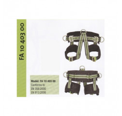 Kratos FA 10 403 00 Comfort Plus Work Positioning Belt