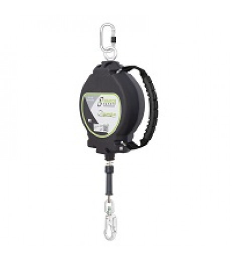 Kratos 25m Wire Rope Fall arrest Block - Retractable