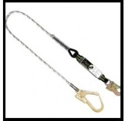 Kratos FA 30 503 15 Shock Absorbing Kernmantle Rope Lanyard
