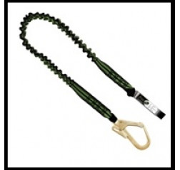Kratos FA 30 702 20 Shock Absorbing Expandable Lanyard